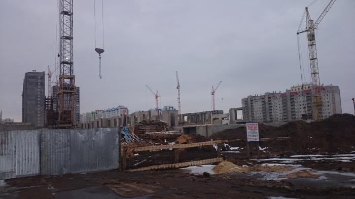 кооперативное строительство